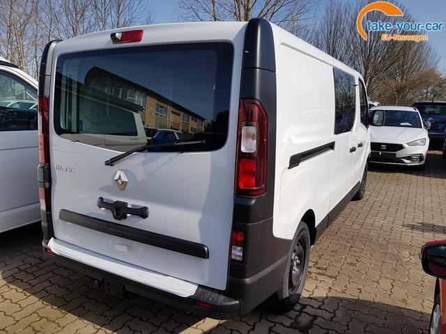 Renault Trafic Kastenwagen Doka L2H1 LED/KAMERA/NAVI/SHZ