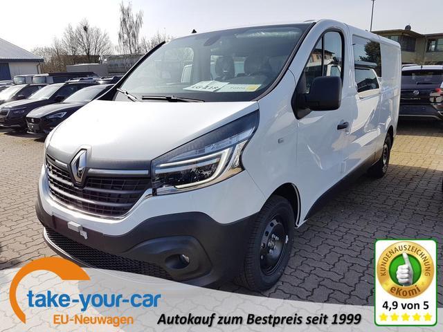 Renault Trafic - Kastenwagen Doka L2H1 LED/KAMERA/NAVI/SHZ Vorlauffahrzeug