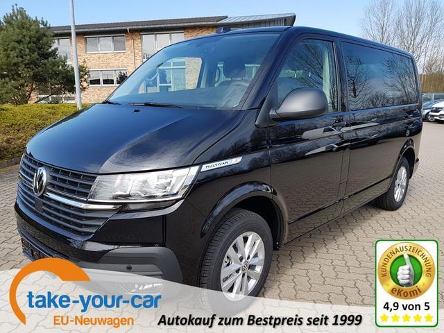 Volkswagen Multivan 6.1 - Trendline Plus T6.1 - 7 Sitze, Klimaautomatik, Licht und Sicht, Privacy Lagerfahrzeug