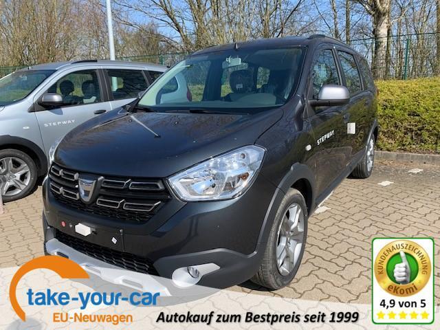 Dacia Lodgy - Stepway Navi/Kamera/SHZ/7-Sitze/PDC hinten Lagerfahrzeug