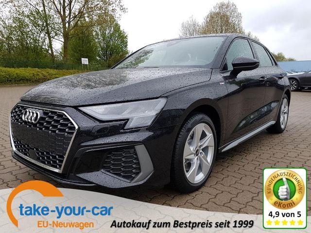 Audi A3 Sportback - S line SHZ/NAVI/Virtual Cockpit Lagerfahrzeug