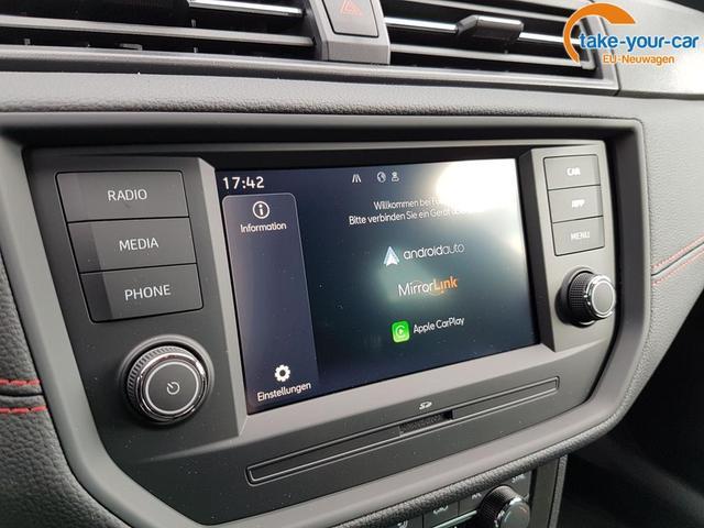 Seat Ibiza EU-Neuwagen Reimport