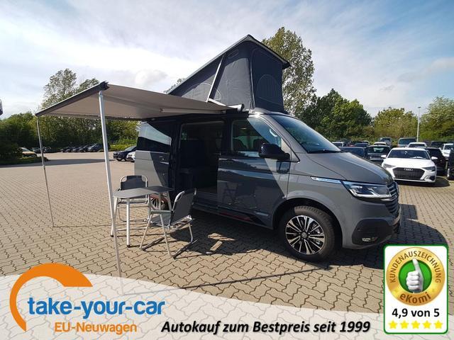 Volkswagen California 6.1 - Ocean Edition T6.1  SOFORT  SHZ/LED/ALU/DAB Lagerfahrzeug