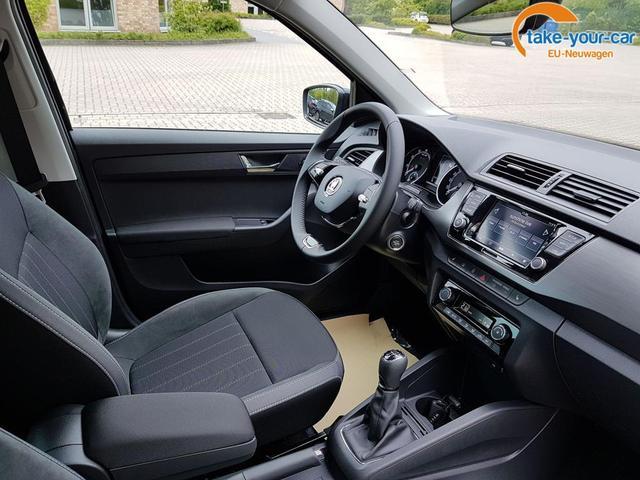 Skoda Fabia Combi Style Reimport Neuwagen