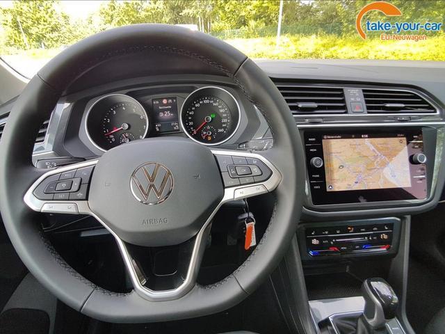 Volkswagen / VW / Tiguan / EU-Neuwagen / Reimport /