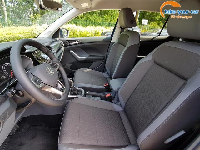 VW T-Cross Style / EU-Neuwagen / Re-Import