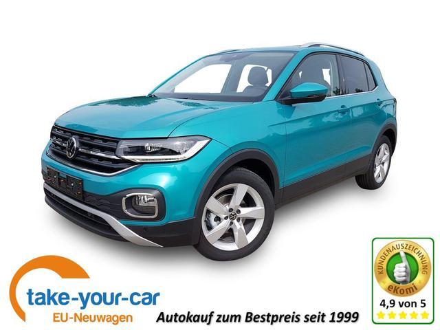 Volkswagen T-Cross - Style Team PDC/ACC/ LED/Nebel Bestellfahrzeug