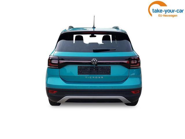 VW T-Cross EU-Neuwagen Reimport