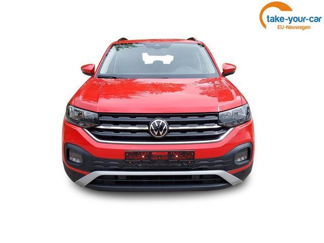 VW T-Cross Life Team EU-Neuwagen Reimport
