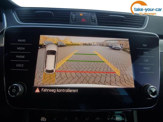 Skoda Superb Combi EU-Neuwagen-Reimport