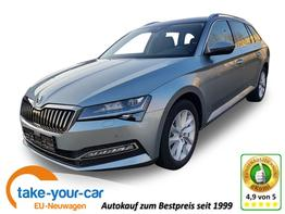 """Der Skoda Superb Combi """"Style"""" 2021 Review 