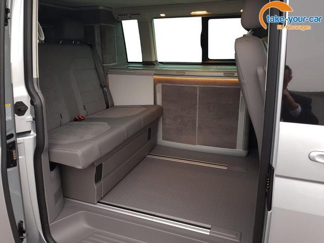 Volkswagen California 6.1 Ocean Edition T6.1 - Alu, LED, SHZ, Standhzg., Klimaaut., Dach hydraulisch