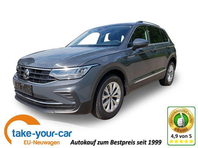 Volkswagen Tiguan - Life Navi/ LED/ 3-Zonen-Klima/ DAB Bestellfahrzeug