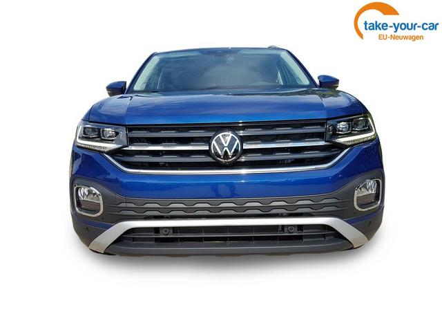 VW T-Cross Life Style EU-Neuwagen Reimport