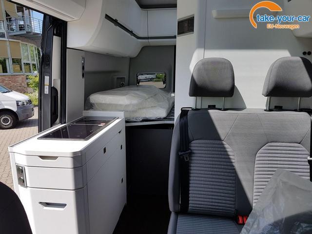 Volkswagen / Grand California / EU-Neuwagen / Reimport