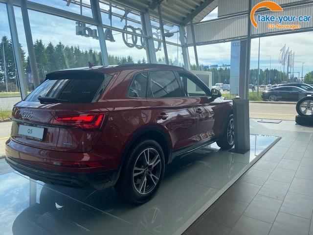 Audi Q5 EU-Neuwagen-Reimport