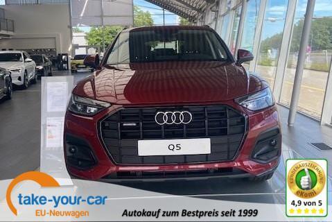Audi Q5 - advanced ALARM / MMI plus/ LED Bestellfahrzeug