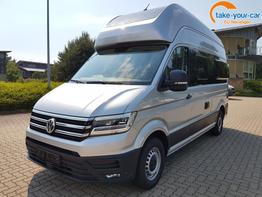 Der VW Grand California (Crafter) im Review | take-your-car GmbH