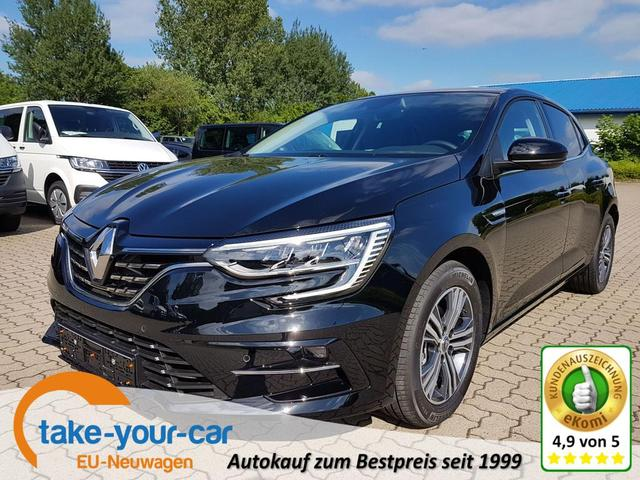 Renault Mégane - Intens NAVI/PDC/LED/ALU/SHZ Lagerfahrzeug
