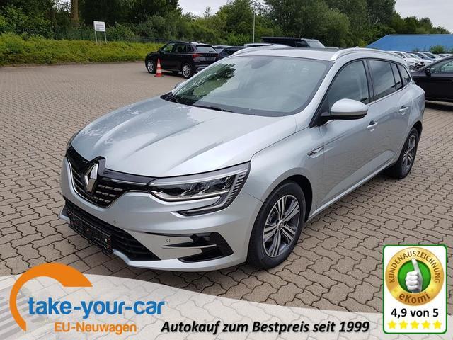 Renault Mégane Grandtour - Intens NAVI/LED/ALU/SHZ/PDC Lagerfahrzeug
