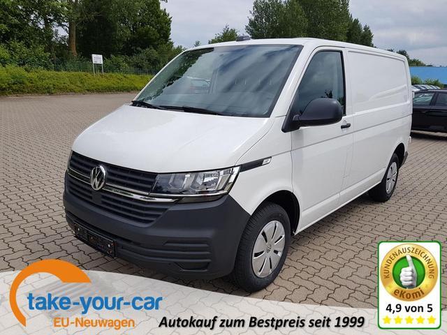 Volkswagen Transporter 6.1 Kastenwagen - Business Plus - Heckflügeltüren ohne Fenster Lagerfahrzeug