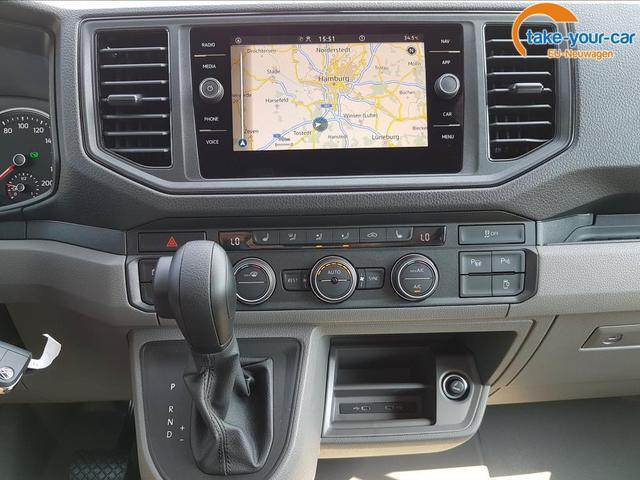 Volkswagen Grand California 600 Truma Combi 6/KAMERA/SHZ/NAVI