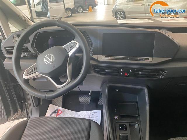 Volkswagen Caddy Style LED / PDC v+h/ SHZ