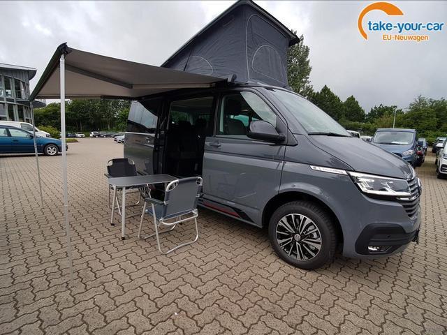 Volkswagen California 6.1 - Beach Camper Edition T6.1  SOFORT  NAVI/ACC/SHZ/KAMERA Lagerfahrzeug