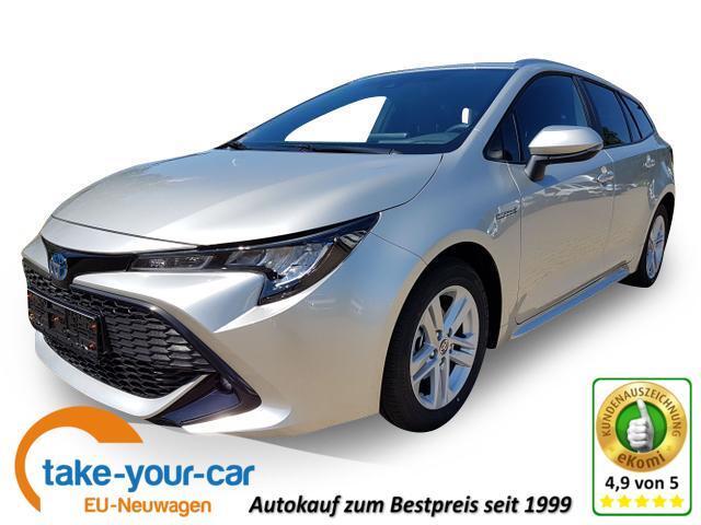 Toyota Carolla Touring EU-Neuwagen Reimport