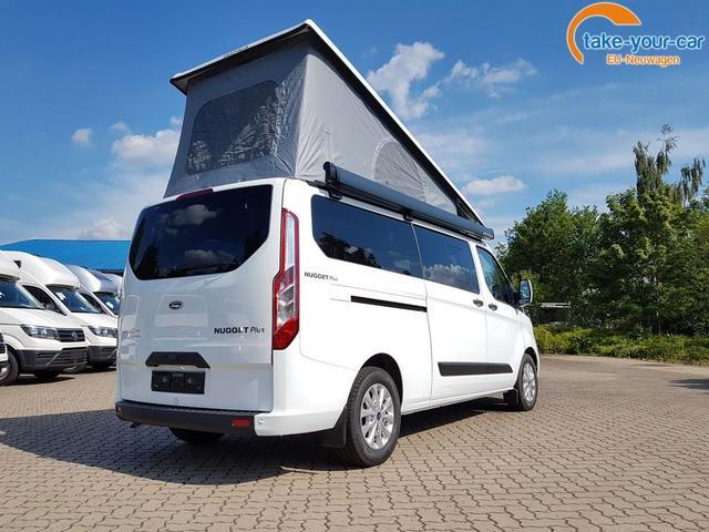 Ford / Nugget / EU-Neuwagen / Reimport /