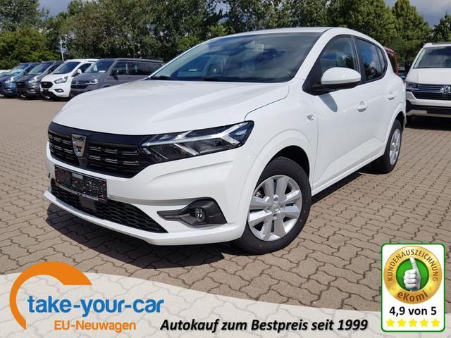Dacia Sandero - Comfort NAVI/SHZ/LED/PDC/APP/DAB Lagerfahrzeug