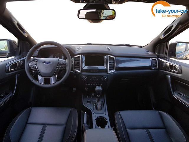 Ford Ranger XLT DoKa AWD/ KLIMA/ GRA