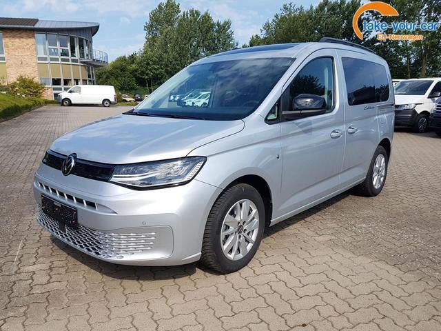 Volkswagen Caddy California - NAVI/PANO/KAMERA/LED Lagerfahrzeug