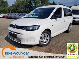 VW Caddy California (Maxi) im Review   take-your-car GmbH