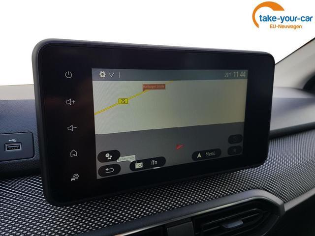 Dacia Sandero Comfort SHZ/LED/PDC/APP/DAB