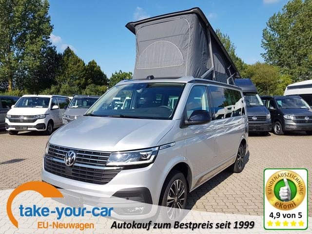 Volkswagen California 6.1 - Ocean Edition T6.1  SOFORT  NAVI/KAMERA/ACC/SHZ Lagerfahrzeug