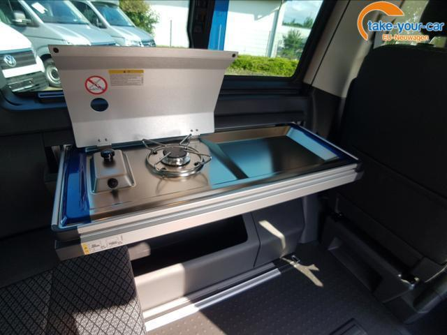 California 6.1 T6.1 BeachCamper EU-Neuwagen Reimport