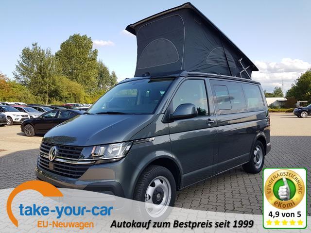 Volkswagen California 6.1 - Beach Camper T6.1  SOFORT  KAMERA SHZ PDC Miniküche Lagerfahrzeug