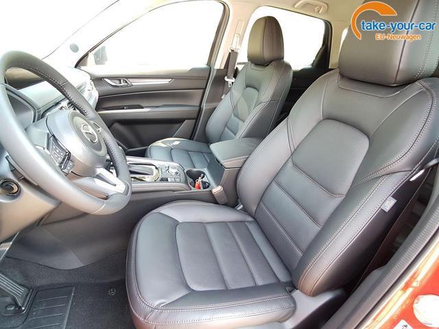 Mazda CX-5 Cosmo (Sports-Line) LEDER*BOSE*LED*19 Zoll ALU*HEAD-UP