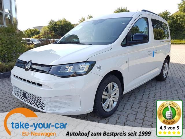 Volkswagen Caddy California - MINI-KÜCHE/PDC KAMERA/WINTERPAKET Lagerfahrzeug