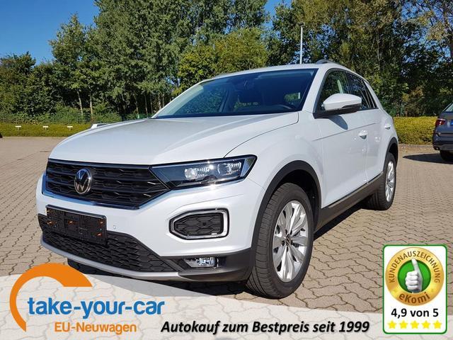Volkswagen / T-Roc /  Reimport / EU-Neuwagen