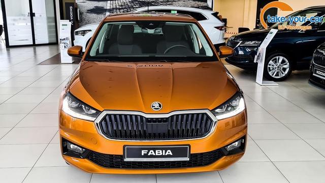 Skoda Fabia - Active LED Klima Lane Assist Driver Alert Bestellfahrzeug