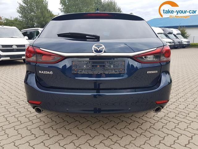 Mazda / Mazda6 Kombi /  /  /  /