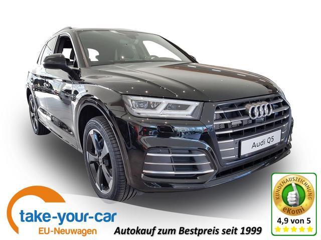 Audi Q5 EU-Neuwagen Reimport