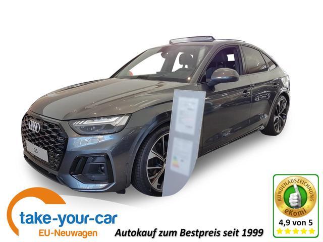 Audi Q5 Sportback - S-line LED KLIMAUT. MMI RADIO PLUS Bestellfahrzeug