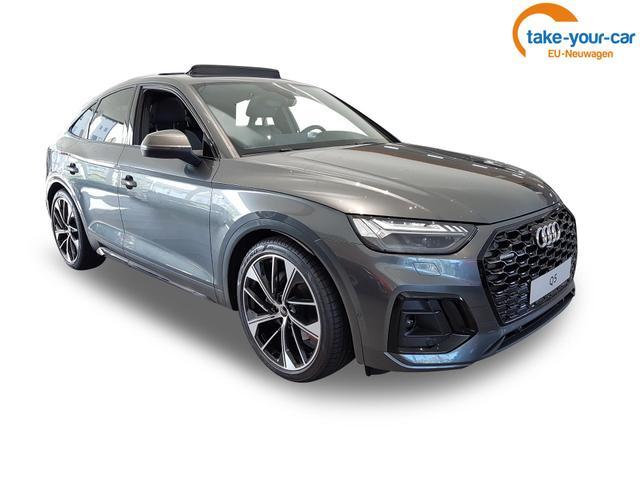Audi Q5 Sportback - Advanced LED KLIMAUT. MMI RADIO PLUS Bestellfahrzeug