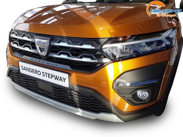Dacia / Sandero Stepway / EU-Neuwagen / Reimport