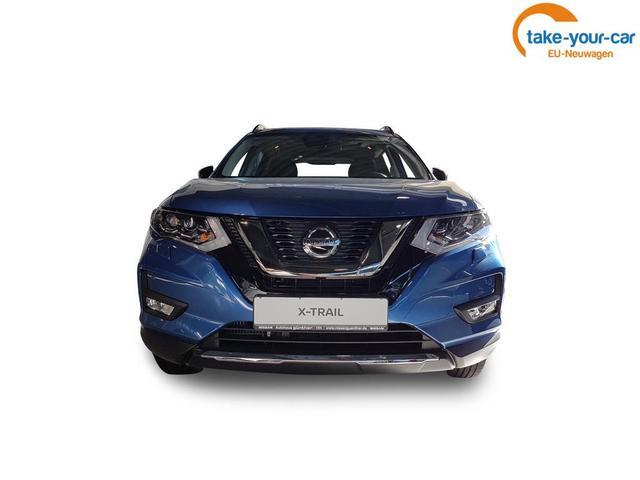 Nissan / X-Trail / EU-Neuwagen / Reimport
