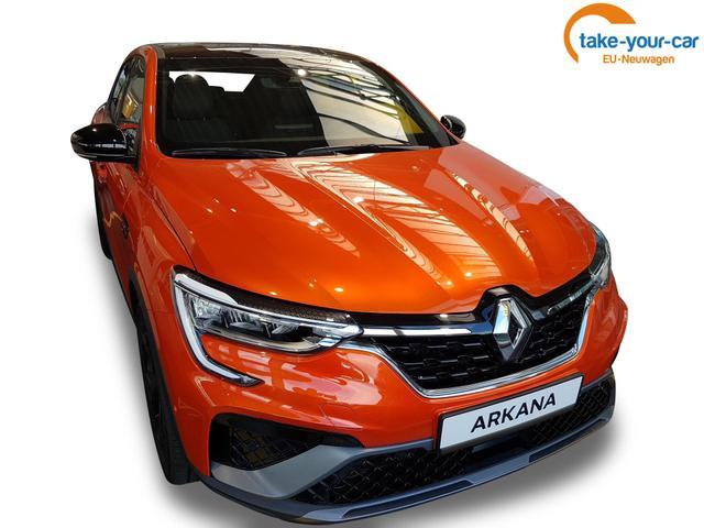 Renault Arkana - R.S. LINE LED 18