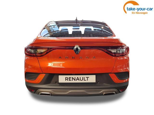 Renault / Arkana / EU-Neuwagen / Reimport